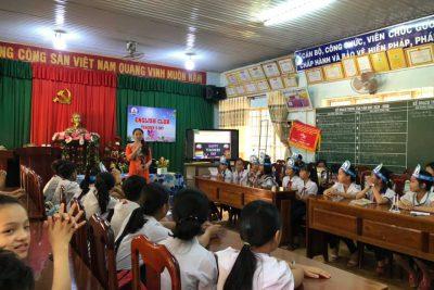 Câu lạc bộ Tiếng Anh – Một sân chơi thú vị dành cho học sinh trường Tiểu học Lê Lợi