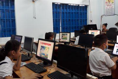 Trường tiểu học Lê Lợi tổ chức thi trạng nguyên tiếng việt cấp trường năm học 2020- 2021